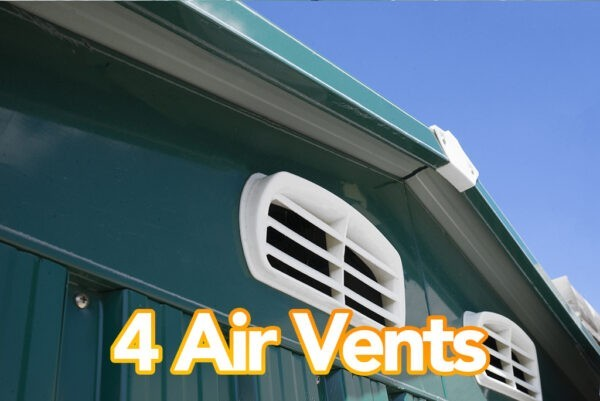 """It reads """"4 Air Vents"""" and it's a picture of"""