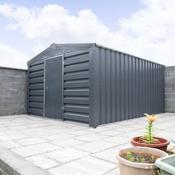 A heavy Duty, PVC Coated Shed in Dublin