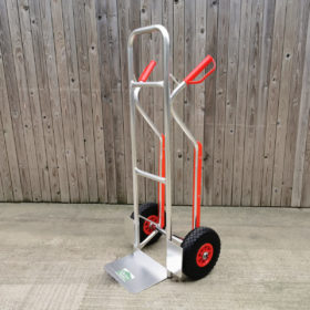 Aluminium Hand Trolley from Sheds Direct Ireland