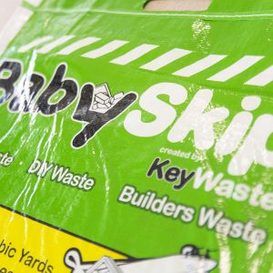 Baby Skip Bag from KeyWaste available at Sheds Direct Ireland
