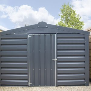 PVC Cladded Sheds & Garages