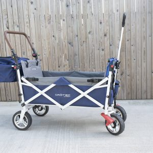 Crotec Pram Wagon full view