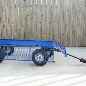 Mesh Cart as a flatbed cart
