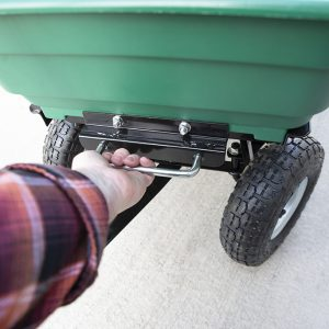Tippy Utility Cart from Sheds Direct Ireland