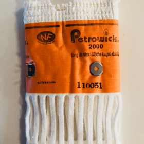 A replacement wick for the Corona RX2485 heater with detail