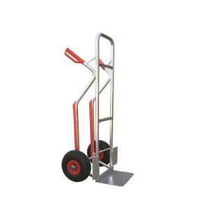 Dual Handled Aluminium Sack Truck or Hand Trolley from Sheds Direct Ireland