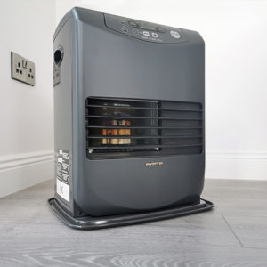 The Fan assist Inverter Heater from Sheds Direct Ireland