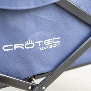 Crotec Folding Wagon Side