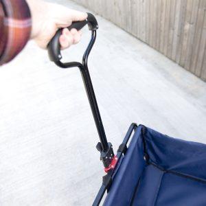 Crotec Folding Wagon Handle