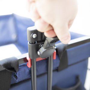 Crotec Folding Wagon mechanism works