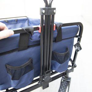 Crotec Folding Wagon how it looks