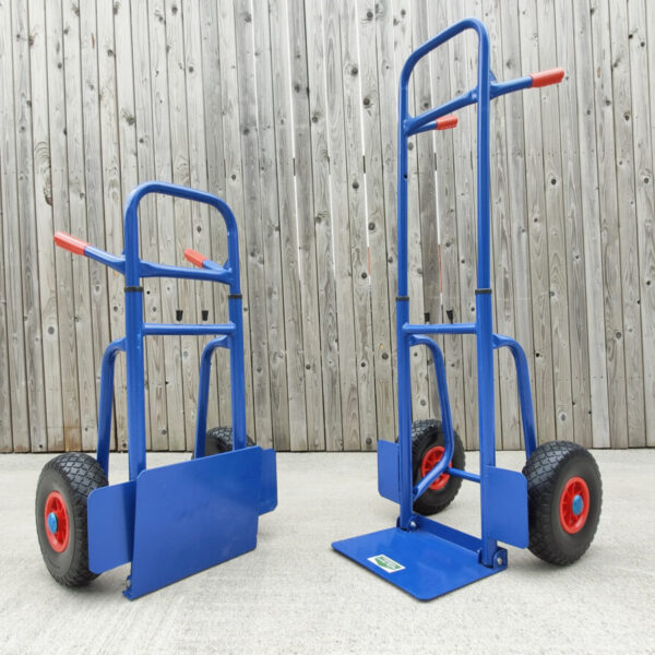 Collapsible Hand Trolley