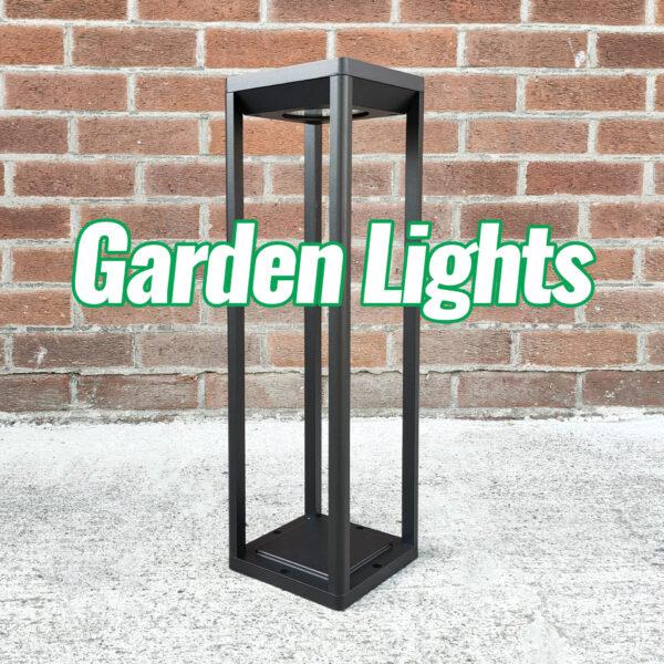 Garden Lights from Sheds Direct Ireland